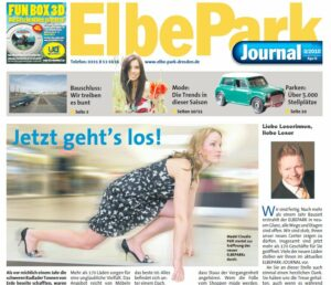 ELBEPARK-Journal 2010